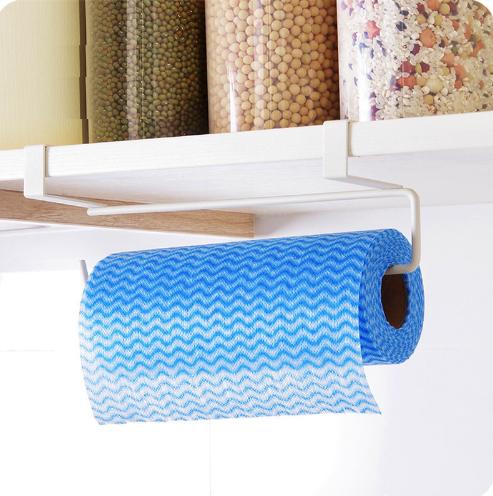 Hook Type Kitchen Towel Holder Rack